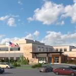 New Frank R. Howard Memorial Hospital opening Fall 2015.