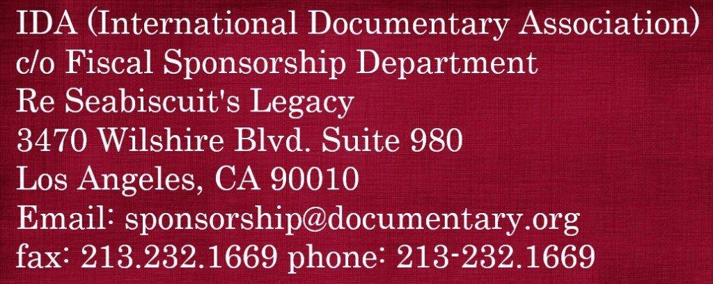 IDA address 2