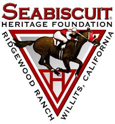 seabiscuit heritage foundation logo